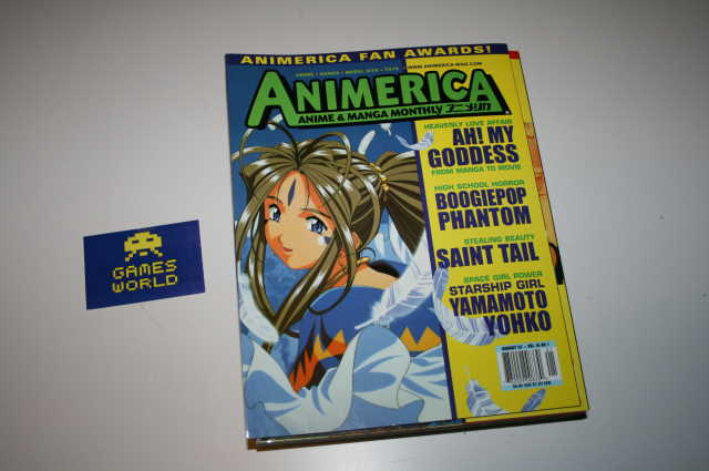 Animerica Vol 10 No 01